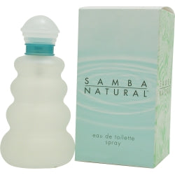Samba Natural By Perfumers Workshop Edt Spray 3.3 Oz