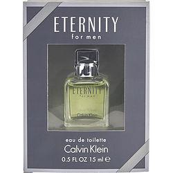 Eternity By Calvin Klein Edt .5 Oz Mini