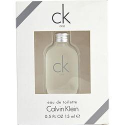 Ck One By Calvin Klein Edt .5 Oz Mini