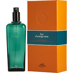 Hermes D'orange Vert By Hermes Eau De Cologne Spray 6.7 Oz