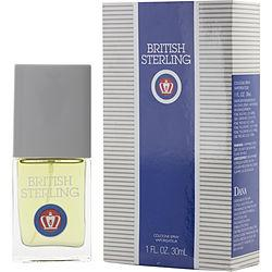 British Sterling By Dana Cologne Spray 1 Oz