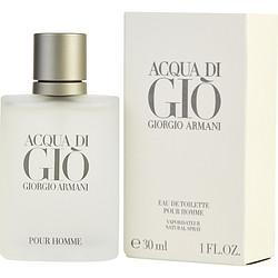 Acqua Di Gio By Giorgio Armani Edt Spray 1 Oz