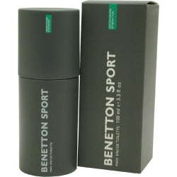 Benetton Sport By Benetton Edt Spray 3.3 Oz