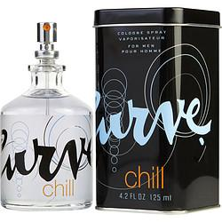 Curve Chill By Liz Claiborne Cologne Spray 4.2 Oz