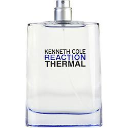Kenneth Cole Reaction Thermal By Kenneth Cole Edt Spray 3.4 Oz *tester