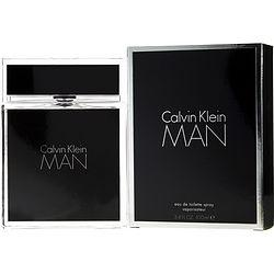 Calvin Klein Man By Calvin Klein Edt Spray 3.4 Oz