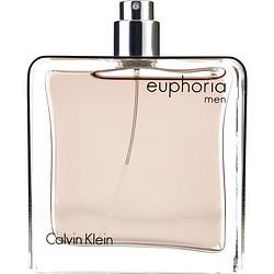 Euphoria Men By Calvin Klein Edt Spray 3.3 Oz *tester