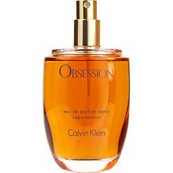 Obsession By Calvin Klein Eau De Parfum Spray 3.4 Oz *tester