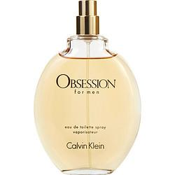 Obsession By Calvin Klein Edt Spray 4 Oz *tester