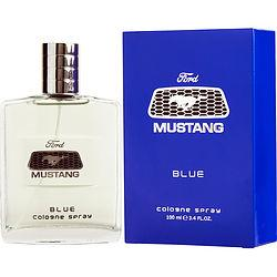 Mustang Blue By Estee Lauder Cologne Spray 3.4 Oz
