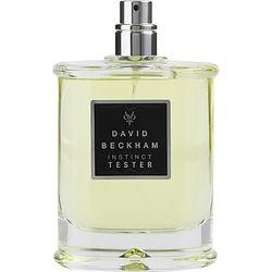 David Beckham Instinct By David Beckham Edt Spray 2.5 Oz *tester