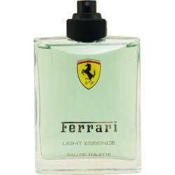Ferrari Light Essence By Ferrari Edt Spray 4.2 Oz *tester