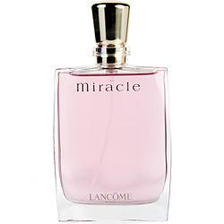 Miracle By Lancome Eau De Parfum Spray 3.4 Oz *tester