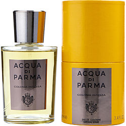 Acqua Di Parma By Acqua Di Parma Colonia Intensa Eau De Cologne Spray 3.4 Oz