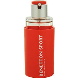 Benetton Sport By Benetton Edt Spray 3.3 Oz *tester