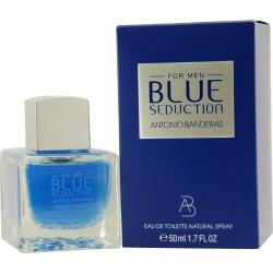 Blue Seduction By Antonio Banderas Edt Spray 1.7 Oz
