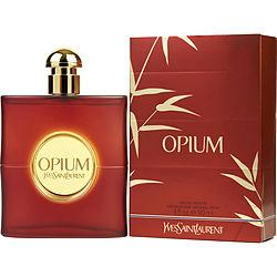 Opium By Yves Saint Laurent Edt Spray 3 Oz (new Packaging)