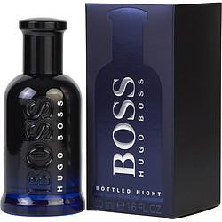 Boss Bottled Night By Hugo Boss Edt Spray 1.6 Oz