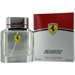 Ferrari Scuderia By Ferrari Edt Spray 2.5 Oz