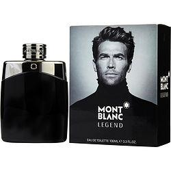 Mont Blanc Legend By Mont Blanc Edt Spray 3.3 Oz
