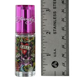 Ed Hardy Hearts & Daggers By Christian Audigier Eau De Parfum Spray Mini .25 Oz (unboxed)