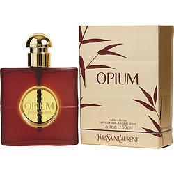 Opium By Yves Saint Laurent Eau De Parfum Spray 1.6 Oz (new Packaging)