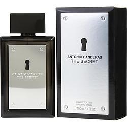 The Secret By Antonio Banderas Edt Spray 3.4 Oz