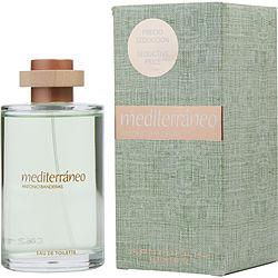 Mediterraneo By Antonio Banderas Edt Spray 6.8 Oz