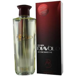 Diavolo By Antonio Banderas Edt Spray 6.8 Oz