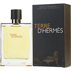 Terre D'hermes By Hermes Parfum Spray 6.7 Oz