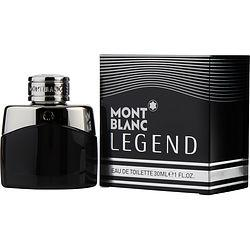 Mont Blanc Legend By Mont Blanc Edt Spray 1 Oz