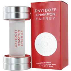 Davidoff Champion Energy By Davidoff Edt Spray 1.7 Oz
