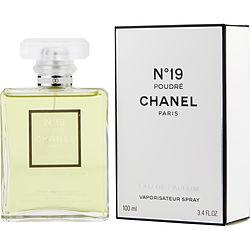 Chanel No. 19 Poudre By Chanel Eau De Parfum Spray 3.4 Oz