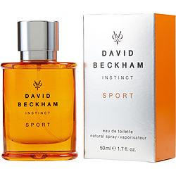 David Beckham Instinct Sport By David Beckham Edt Spray 1.7 Oz