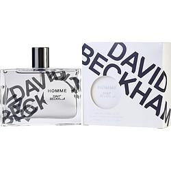 David Beckham Homme By David Beckham Edt Spray 2.5 Oz