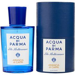 Acqua Di Parma Blue Mediterraneo By Acqua Di Parma Arancia Di Capri Edt Spray 5 Oz