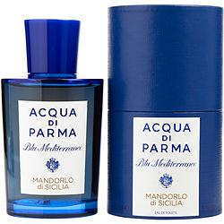 Acqua Di Parma Blue Mediterraneo By Acqua Di Parma Mandorlo Di Sicilia Edt Spray 5 Oz