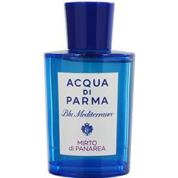 Acqua Di Parma Blue Mediterraneo By Acqua Di Parma Mirto Di Panarea Edt Spray 5 Oz *tester