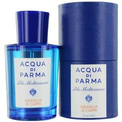Acqua Di Parma Blue Mediterraneo By Acqua Di Parma Arancia Di Capri Edt Spray 2.5 Oz