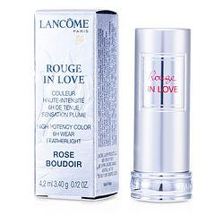 Lancome Rouge In Love Lipstick - # 340b Rose Boudoir --4.2ml-0.12oz By Lancome