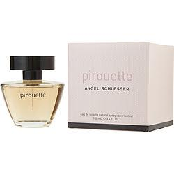 Angel Schlesser Pirouette By Angel Schlesser Edt Spray 3.4 Oz