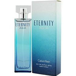 Eternity Aqua By Calvin Klein Eau De Parfum Spray 1.7 Oz