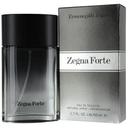 Zegna Forte By Ermenegildo Zegna Edt Spray 1.7 Oz