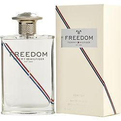 Freedom (new) By Tommy Hilfiger Edt Spray 3.4 Oz