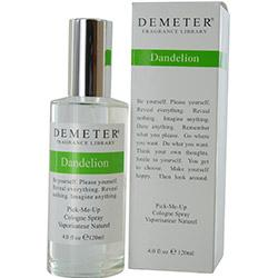 Demeter By Demeter Dandelion Cologne Spray 4 Oz