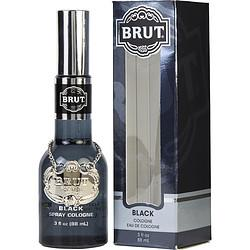 Brut Black Special Reserve By Faberge Cologne Spray 3 Oz (glass Bottle)