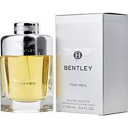 Bentley For Men By Bentley Edt Spray 3.4 Oz