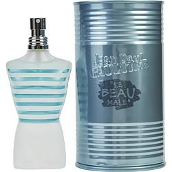 Jean Paul Gaultier Le Beau Male By Jean Paul Gaultier Edt Intensely Fresh Spray 2.5 Oz