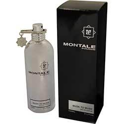 Montale Paris Musk To Musk By Montale Eau De Parfum Spray 3.4 Oz