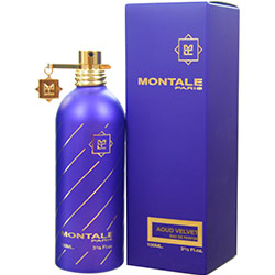 Montale Paris Aoud Velvet By Montale Eau De Parfum Spray 3.4 Oz